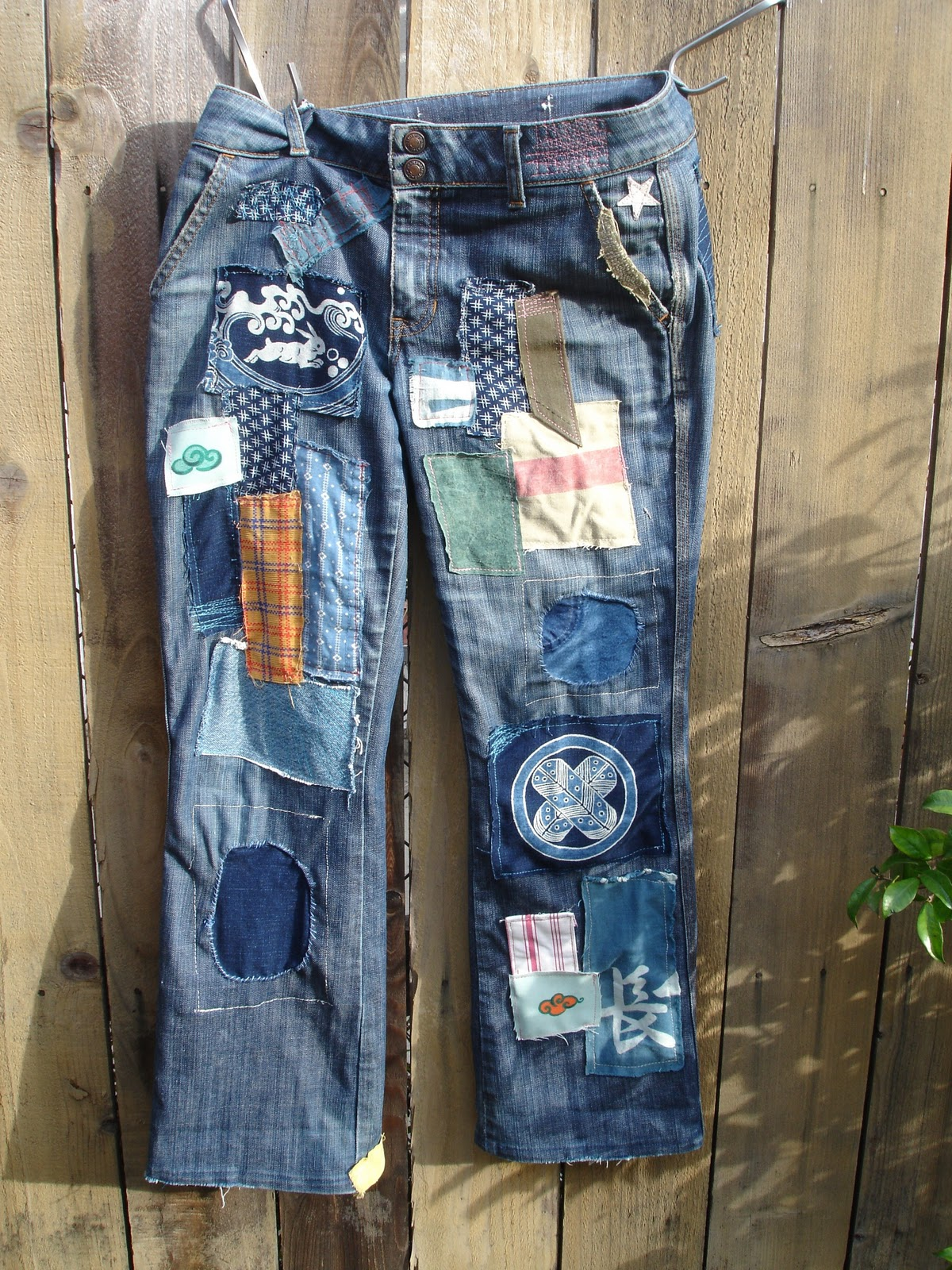 Horse Amp Anchor Boro Patchwork Projects