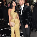 OIC - ENTSIMAGES.COM - Jasmin Walia and Ross Worswick at the The Asian Awards in London 7th April  2016 Photo Mobis Photos/OIC 0203 174 1069