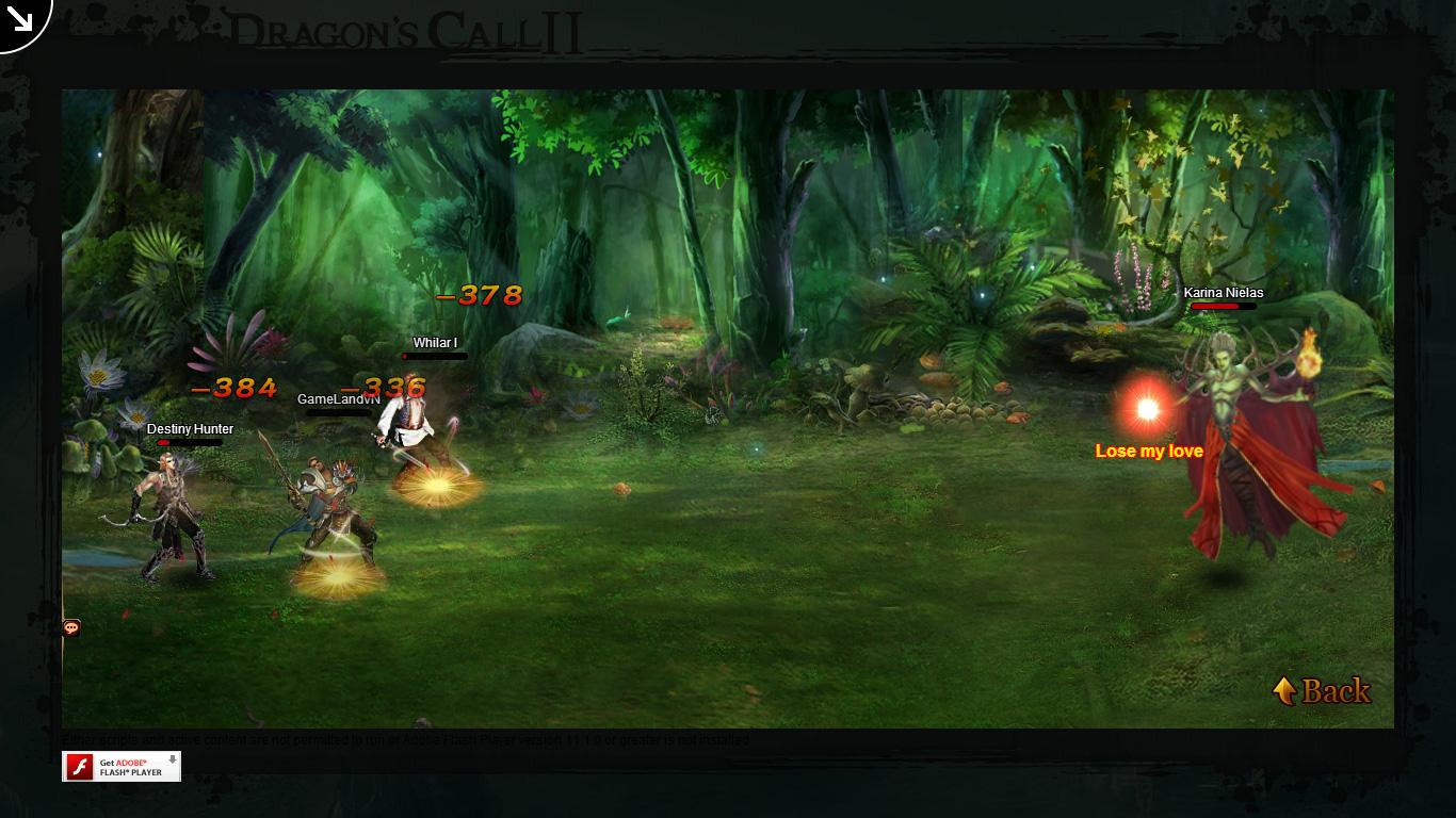 Một số hình ảnh về webgame Dragon's Call 2 - Ảnh 37
