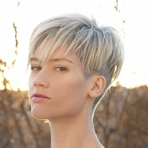 Top Bowl Cut Female - Bowl Cut Hairstyle 2018/2019