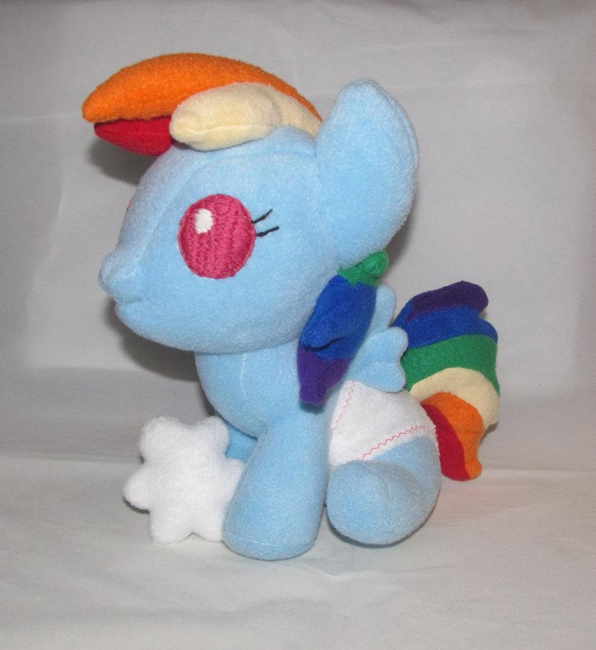Equestria Daily - MLP Stuff!: RD Day: Plushie, Custom, and ...