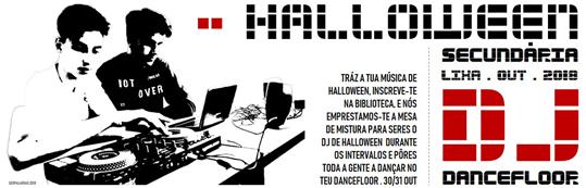 Halloween DJ - ESL - Outubro 2018