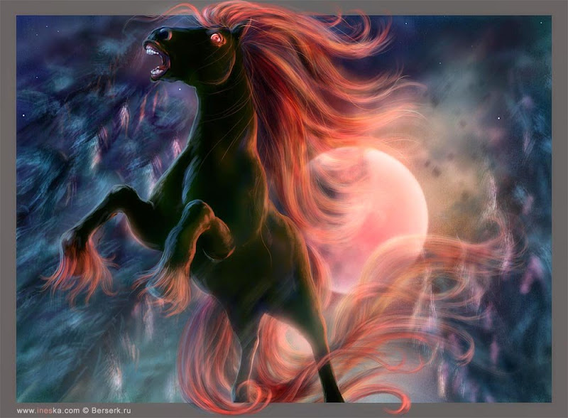 Fire Horse, Spirit Companion 4