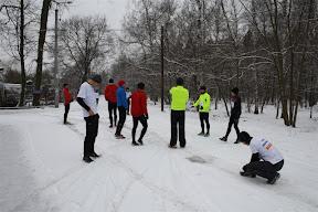 Rodzinny Bieg Górski Choszczówka II edycja (12 stycznia 2013)