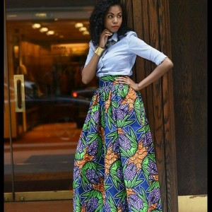 Trend African Print Skirts For 2017 2018