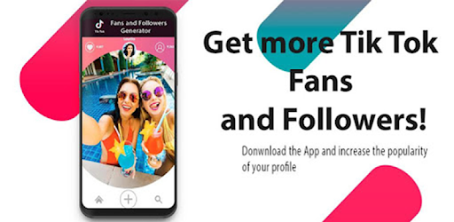 TikBooster - get fans , get likes , followers - Apps on Google Play
