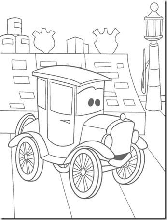 cars jugarycolorear net (2)
