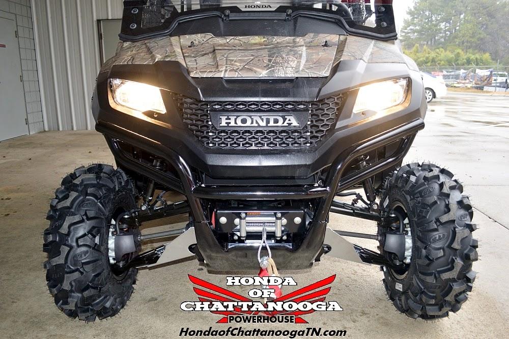 Custom 2015 Pioneer 700 4 At Honda Of Chattanooga Your Tn Ga Al