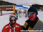 23-01-2015 - Ski en Les Angles