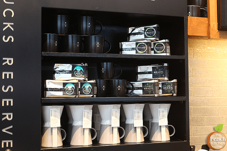Starbucks Reserve Signa + The Clover Brewing System and New Food Items