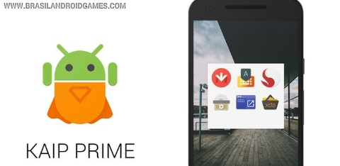 KAIP - Material Icon Pack Imagem do Aplicativo