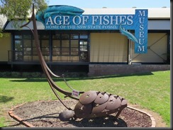 171109 127 Canowindra The Age of Fishes Museum