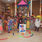Clown Day Celebrated in PG (2014-15) at Witty World
