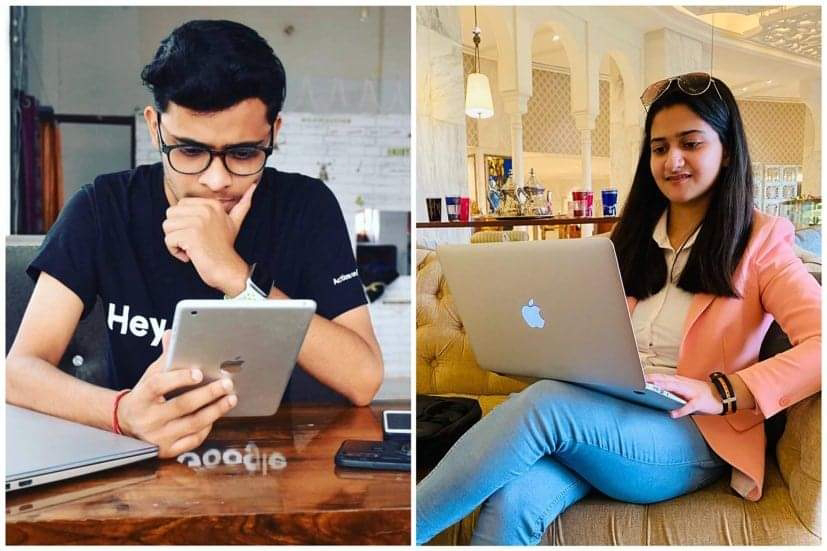 Akhilendra Sahu and Divya Gandotra Tandon Have Decided to Give Back to The Society Through Scoop Beats Private Limited