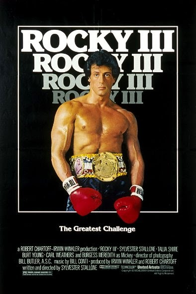 Poster Of Rocky III (1982) Full Movie Hindi Dubbed Free Download Watch Online At alldownloads4u.com