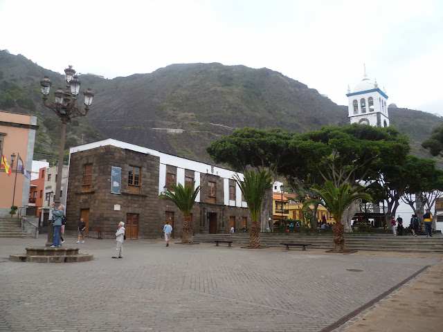 The Plaza at Garachico