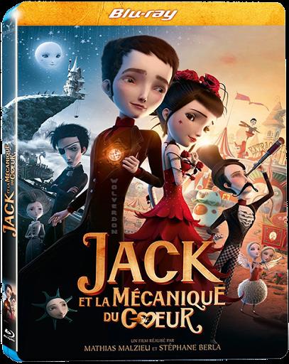 Jack e a Mecânica do Coração - Torrent (2015) BluRay 1080p Dual Áudio Download