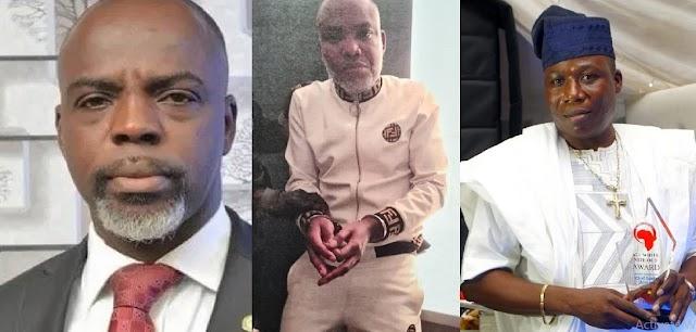 Constitution Requires Buhari To Crush Kanu, Igboho - NBA 1st Vice President