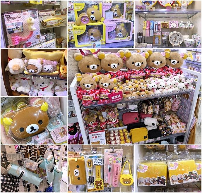 31 東京 原宿 表參道 KiddyLand 卡娜赫拉的小動物 PP助與兔兔 史努比 Snoopy Hello Kitty 龍貓 Totoro 拉拉熊 Rilakkuma 迪士尼 Disney