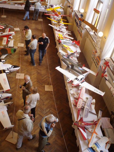 3.4.2011 - Výstava leteckých modelů aviatického klubu - P4030672.JPG