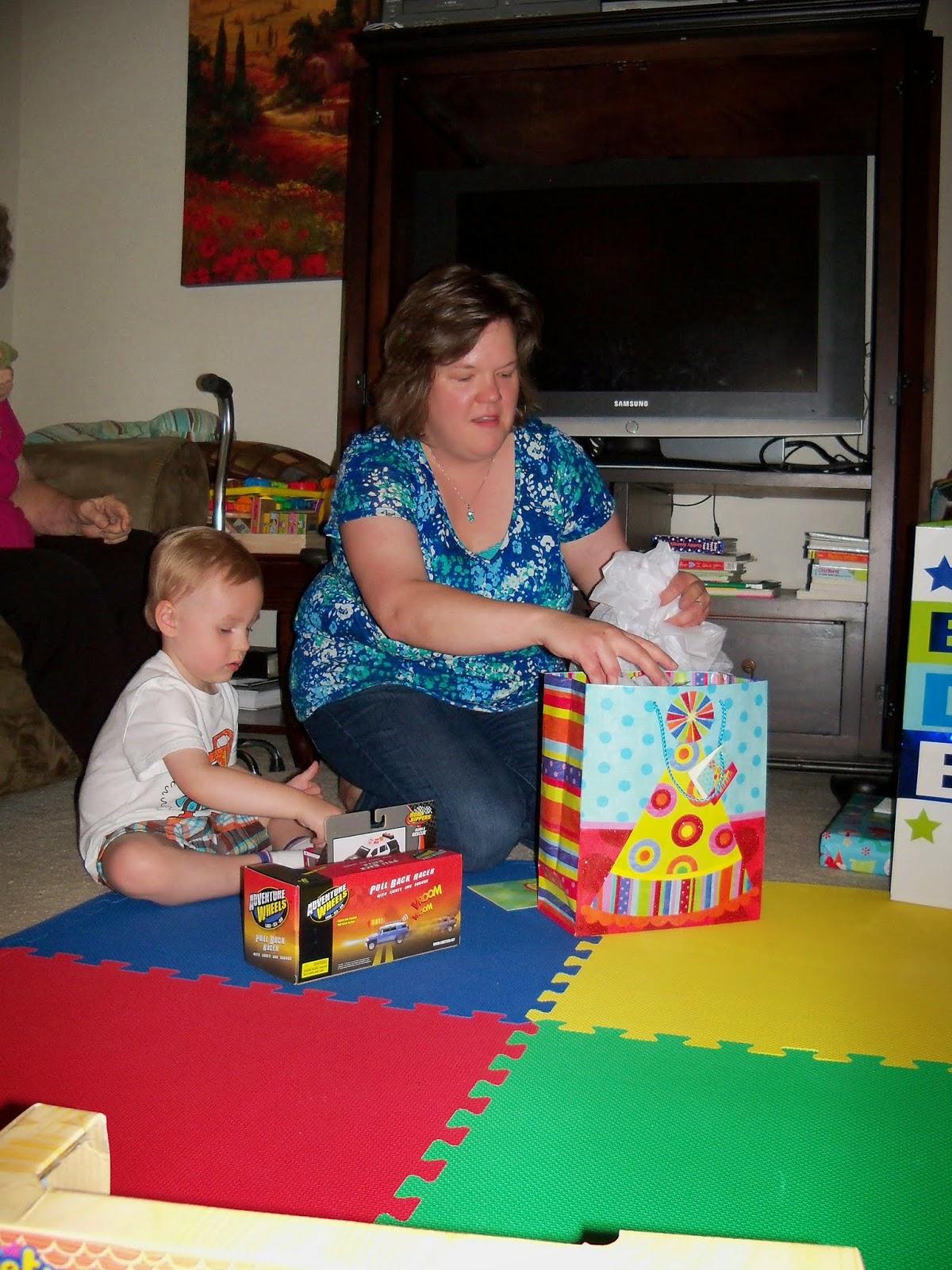 Marshalls Second Birthday Party - 116_2226.JPG