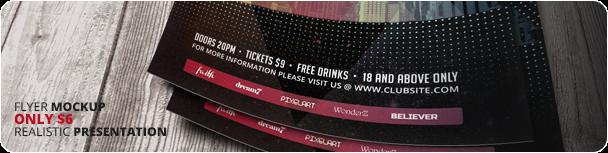 Concert Premium Flyer V.1 - 1