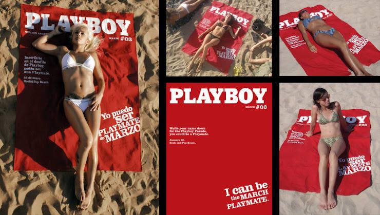 Playboy - publicidad creativa