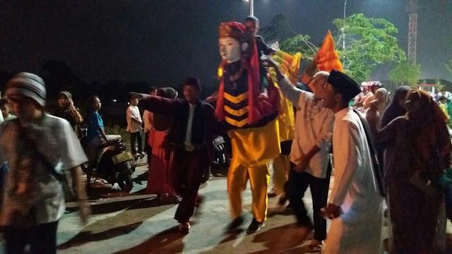 Masyarakat Desa Tambun peringati Tahun Baru dengan Gelar Lomba