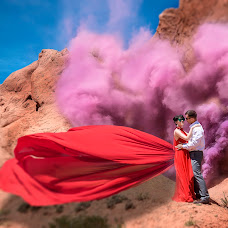 Wedding photographer Ruslan Rakhmanov (RussoBish). Photo of 17.12.2018
