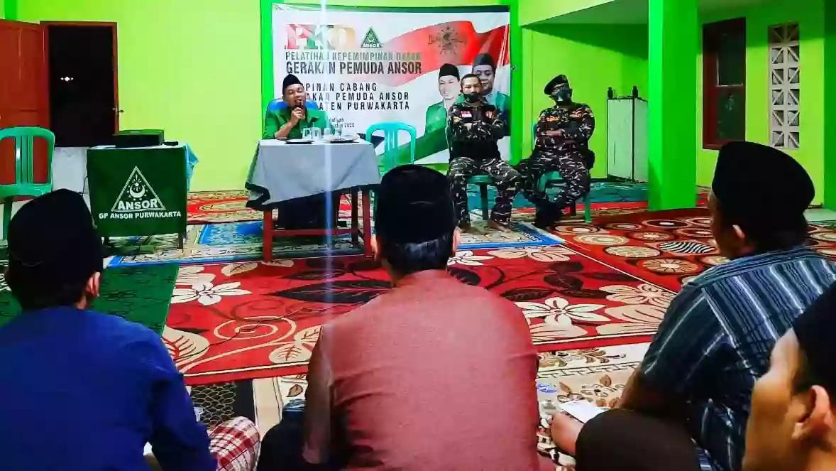 Ketua Ansor Purwakarta, HM. Mahmud: Silakan caci maki Ansor-Banser sepuasnya, tapi jangan caci maki Ulama kami!