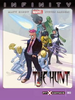 Infinity The Hunt #3 español