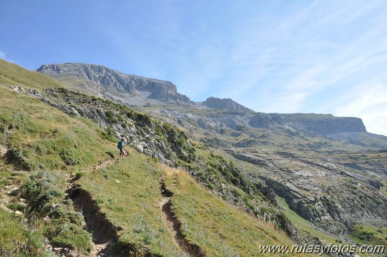 Pico Bisaurin desde Lizara