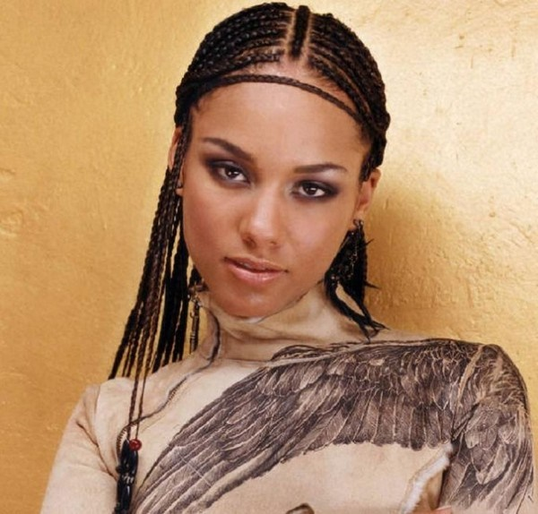 Amazing Cornrow Hairstyles For Women 2018 5
