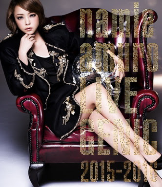 [TV-SHOW] 安室奈美恵 – namie amuro LIVEGENIC 2015-2016 (2016.03.02)