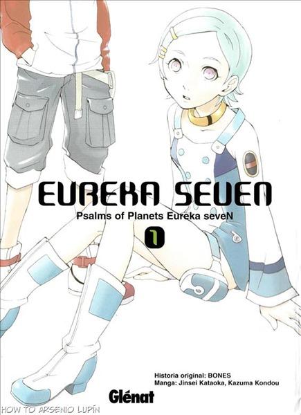 P00001 - Eureka Seven - 1 #15