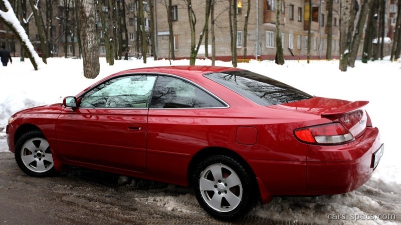 2003 Toyota Camry Solara Coupe Specifications Pictures Prices