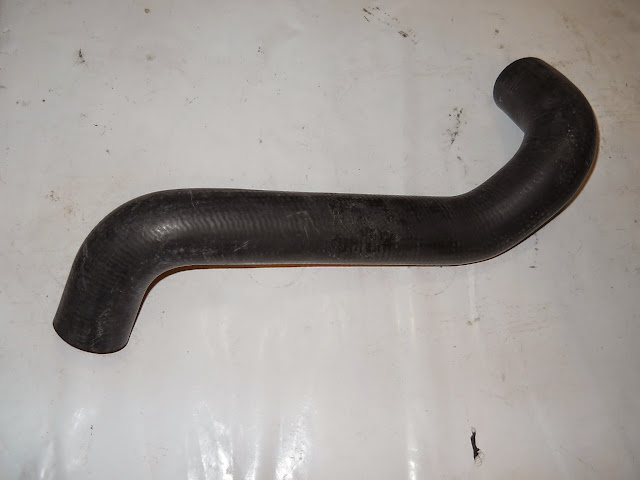 # RHU-5 Upper Hose 1962-1963-1964 with 401-425 and 1963-1965 Riviera with or without AC ... 21.00 each
