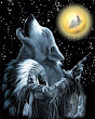 Indian Magic Wolf