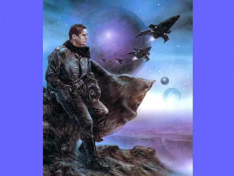 Planet In War, Fiction 1