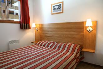 Photo: Une chambre double d'un appartement 3 pièces pour 6 personnes