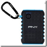 PNY outdoor portable charger 7800 mAh