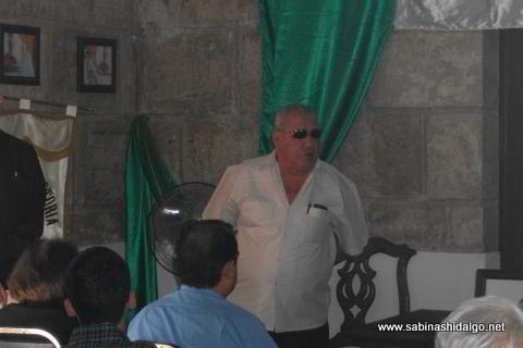 Profr. Salvador Garza Inocencio