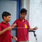Practical Experiments at Santosh Nagar Boys Branch