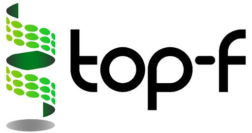 top-f logo