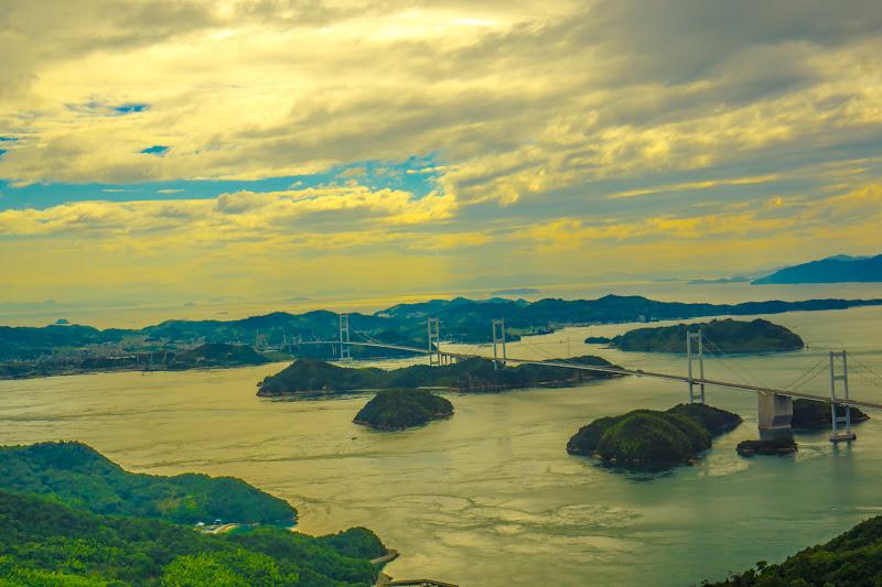 来島海峡大橋 亀老山展望台 1