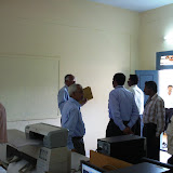 Inspection by AICTE