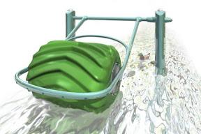 Genera Energía Utilizando La Corriente de Agua