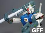 Earth Federation Forces (EFF) RX-78GP01 Gundam GP01 Zephyranthes