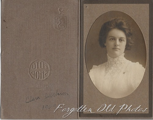 Clara 1909 sacramentoCraigs