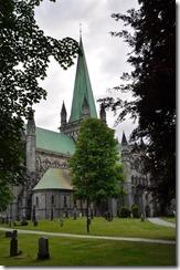 7 Trondheim la cathédrale